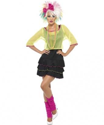 390131bd0274 Kostým Diva 80. let - Půjčovna kostýmů Ípák