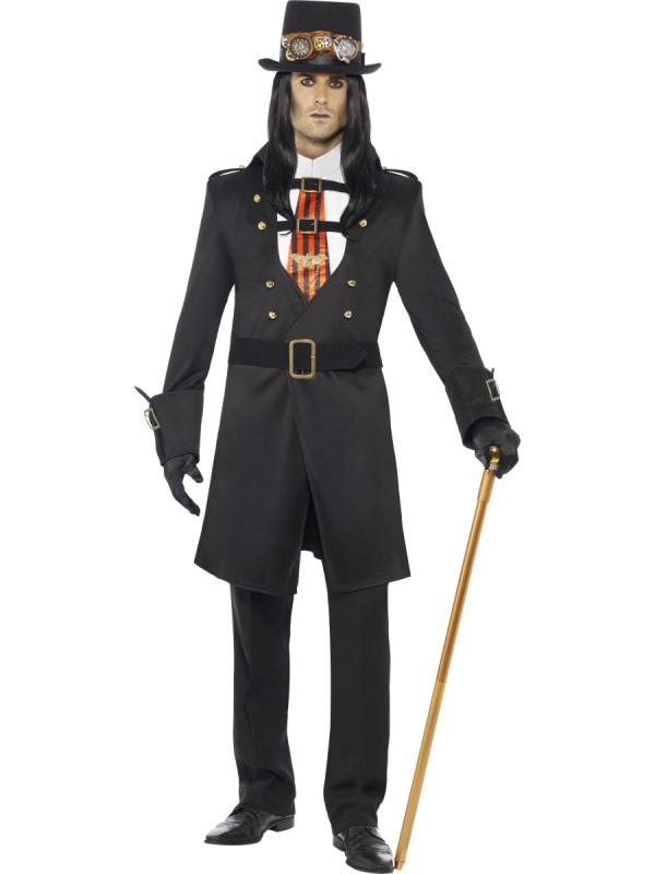 5e5c00fa5a4 Kostým pro muže - Steampunk Gentleman