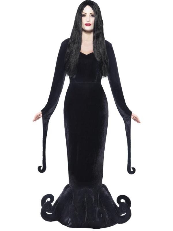 Dámský kostým Mortyša - Půjčovna kostýmů Ípák 04b62fcdf86
