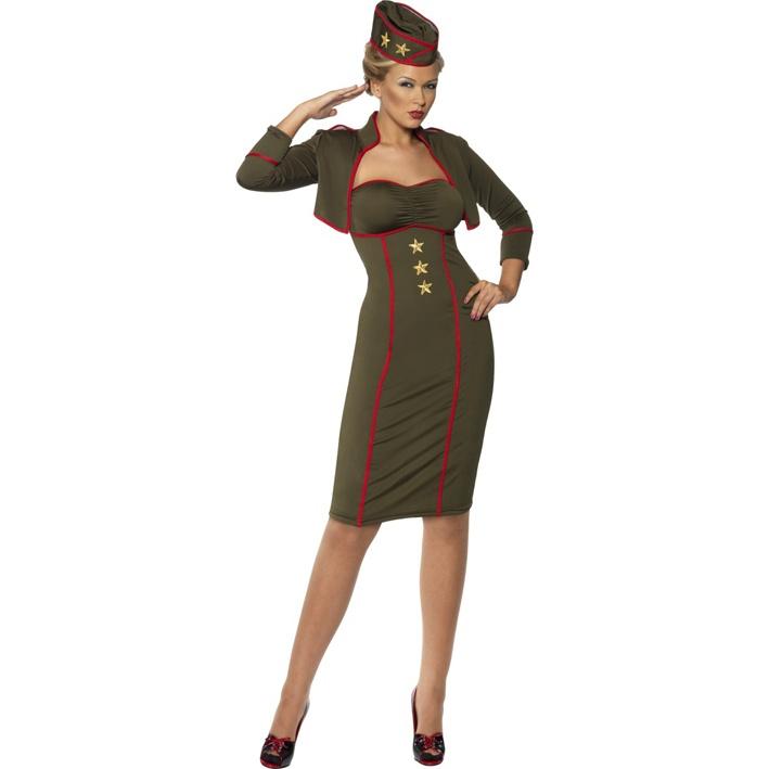 b615f0599286 Kostým pro ženy - vojenská sexy velitelka - Půjčovna kostýmů Ípák