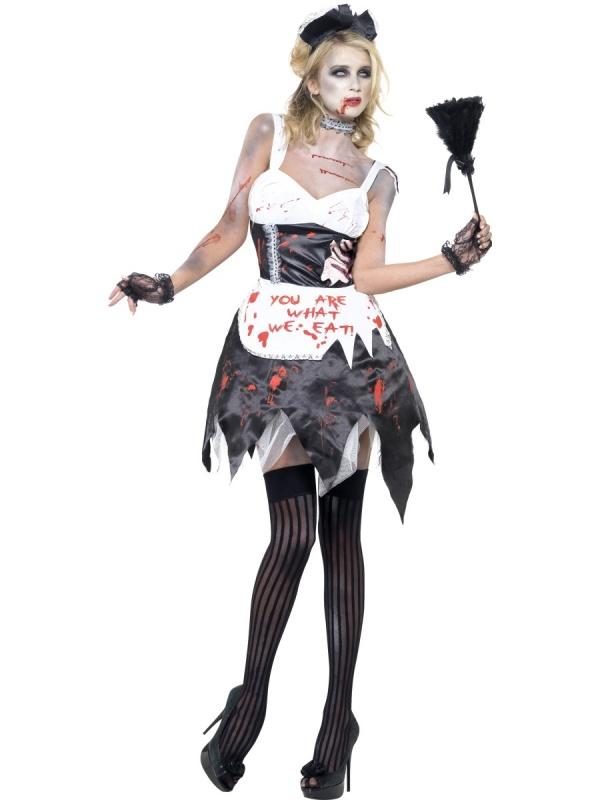 1ff23068aa19 E-shop   Karnevalové kostýmy   Kostým pro ženy - Zombie pokojská