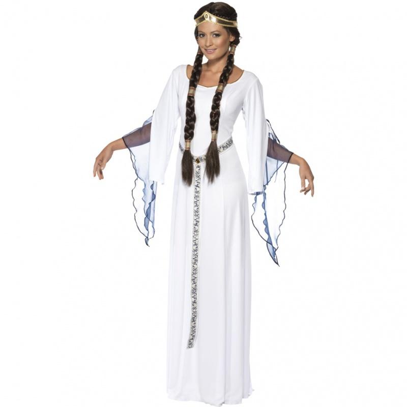 0ea024a2444b Kostým pro ženy - Královna bílá - Půjčovna kostýmů Ípák