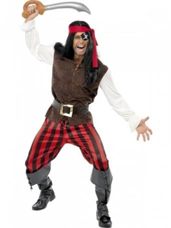 Kostým Pirát - pruhovaný - Půjčovna kostýmů Ípák 8d4e1756e00