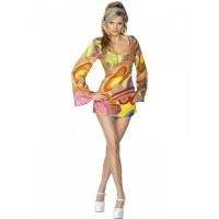 d30c7193bd42 Kostým 60. léta - kostka - Půjčovna kostýmů Ípák